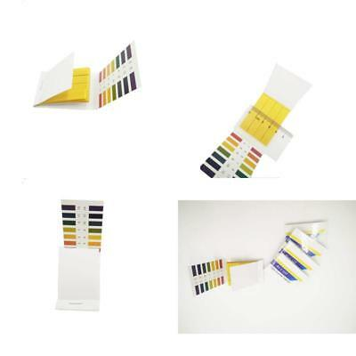Ph Test Strips(Ph 1-14) 4 Packs 320Pcs Test Paper Litmus Strips Tester For Saliv