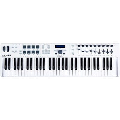 Pro Audio Equipment Friendly Arturia Keylab 49 Essential Universal Midi Controller And Software Musical Instruments & Gear