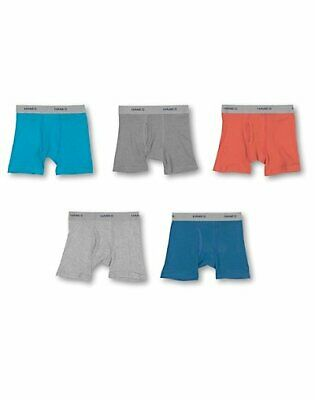 Hanes Boys Toddler 5-Pack ComfortSoft Boxer Brief Hanes Girls 7-16 Underwear TB75P5