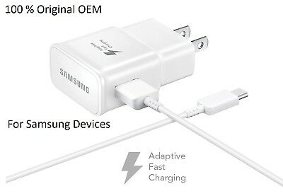 New Original Adaptive Fast Rapid Travel Wall Charger for Samsung Cell Phones