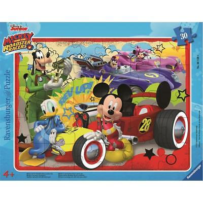 FRAME PUZZLE 30 Pieces Disney Mickey Mouse Ravensburger 06159 Children's  Jigsaw