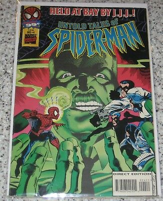 Untold Tales of Spider-man #4 VF/NM Marvel Comics Spiderman