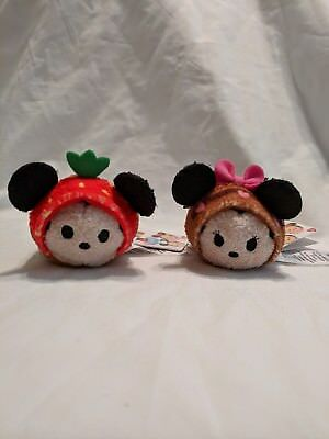 Target, Disney Tsum Tsum ~VALENTINES MICKEY & MINNIE~ Mini Plush Set