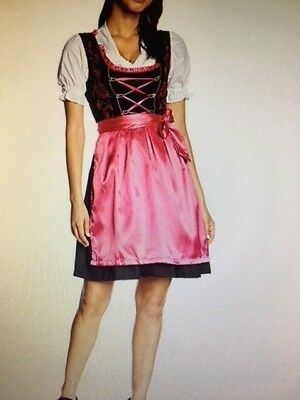 German Ladies Barmaid Dress
