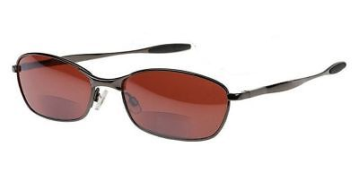 d3e34b8d17 Sporty Metal Bifocal Sunglasses Sport Sun Reader Reading Glasses Men Women  UV400
