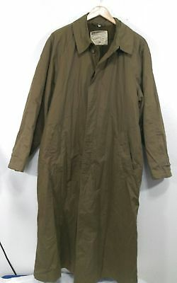 Vintage Mens CIAO Coat Made in italy Size 50  Medium Weather Resistent