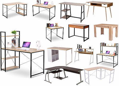 Computer Laptop PC Desk Table Office Desk for Home Study Table Workstation u183