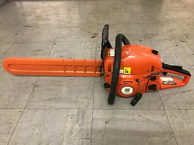 """Timbertech 18"""" Petrol Chainsaw with Guard (CS5800)"""