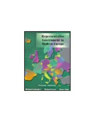Representative Government in Modern Europe by etc. Paperback Book The Cheap Fast