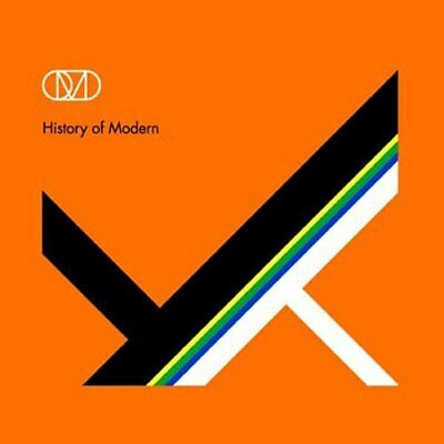 History of Modern -  CD 2KVG The Cheap Fast Free Post The Cheap Fast Free Post