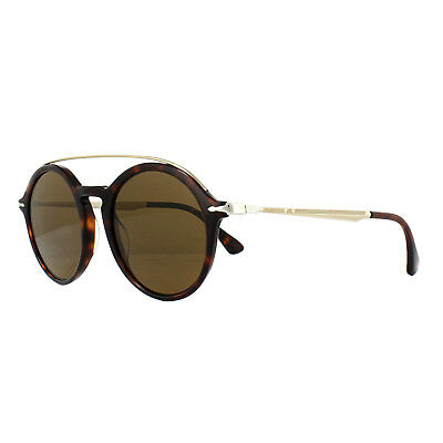 2861a163d5b72 PERSOL SUNGLASSES 3172S 24 57 Havana Brown Polarized -  227.00 ...