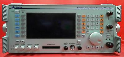 IFR / Marconi 2947A -1-2-5-6-SSB Option-Low Noise Sig Gen, Service Monitor (1215