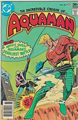 Aquaman   # 58 Origin!
