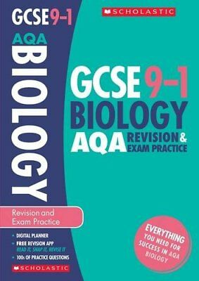 GCSE Biology AQA Revision & Practice Book for the Grade 9-1 ... by Parker, Kayan