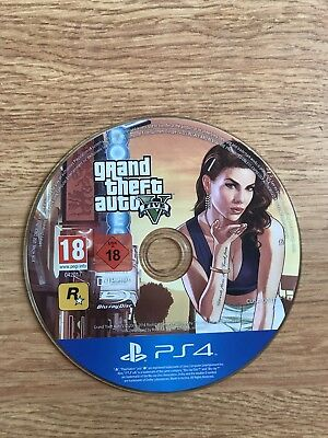 Grand Theft Auto V (GTA 5) for PS4 *Disc Only*