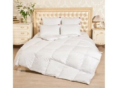 Duvet down 100% goose down. Cover cotton. King, Queen, twin.TOG rating 10.5