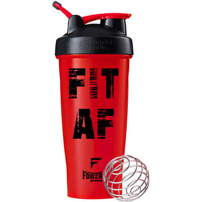 Blender Bottle x Forza Sports 28 oz. Classic Shaker - Fit AF