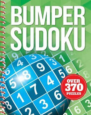 Bumper Sudoku Extra (Large Print Puzzles 3) Book The Cheap Fast Free Post