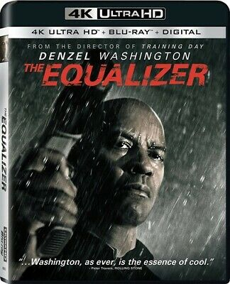 Equalizer - 2 DISC SET (REGION A Blu-ray New)