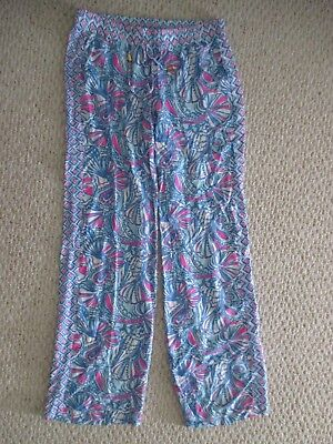 6896a16264 LILLY PULITZER FOR Target My Fans Palazzo Pants Size XS - $36.99 ...