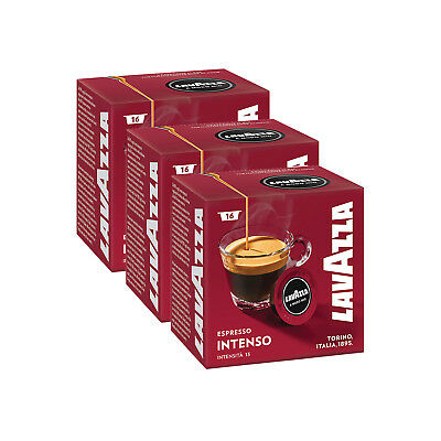 Lavazza A Modo Mio Espresso Intenso 48 Pods for Capsule Coffee Machine, Medium