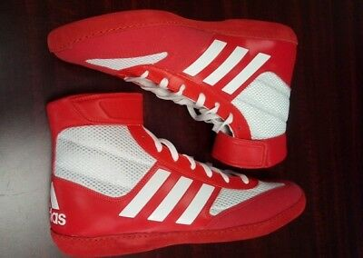 Adidas Combat Speed 5 Adult Wrestling Shoes AC7499 Red