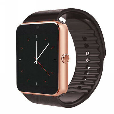 GT08 Bluetooth inteligente reloj Smart Watch Teléfono Mate para iPhone Android