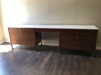 Knoll Dresser Set Vanity Chest Of Drawers Credenza Eames