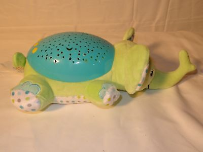 Summer Infant Slumber Buddies Projection and Melodies Soother, Eddie theElephant