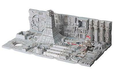BANDAI Star Wars Star Wars Death Star Attack Set 1/144 Scale Building Kit JAPAN