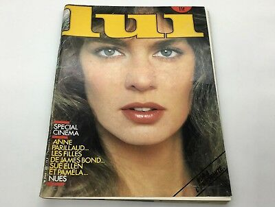 Magazine  Lui 1983 M 2044-237 Anne Parillaud