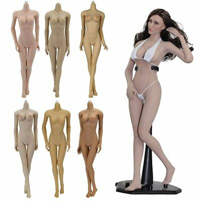 JIAOU DOLL 1/6 Scale Female Body Mid/BL  Breast Version 3.0 No-Head Skeletion AP