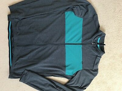 7c4bd206b Specialized RBX Drirelease Merino Jersey Carbon   Deep Turquiose New No  Reserve