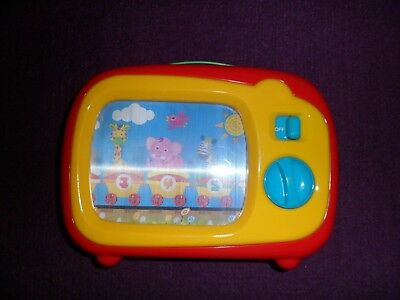 Children's Marks & Spencer animal Wind up musical television toy