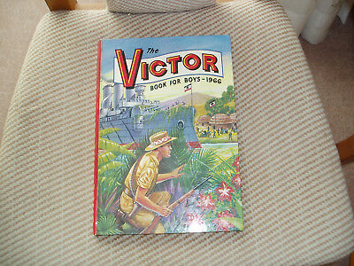 Victor annual/book for boys 1966