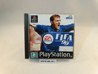 Fifa 99 1999 Playstation 1 2 3 One Ps1 Ps2 Ps3 Psx Pal Ita Italiano Completo