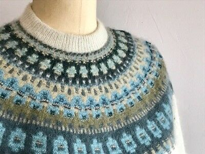 Vintage Bohus Stickning Hand-knit Sweater