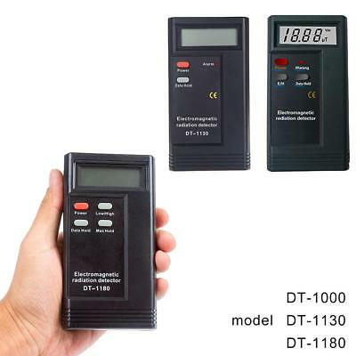 NEW Electromagnetic Radiation LCD display Detector EMF Meter tester radio EMC TR