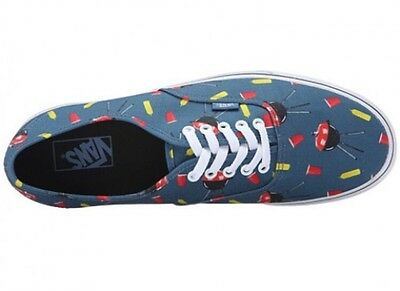 fd3cf896d31b7d NEW Vans Mens 7 Womens 8.5 Authentic Pool Vibes Blue Ashes Grill Red Solo  Cup
