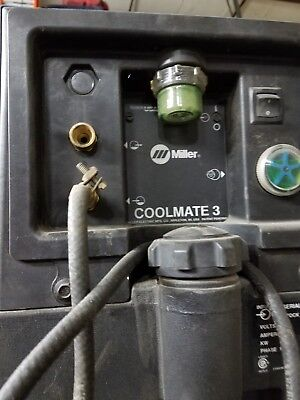 Miller Coolmate 3 115V TIG Torch Water Cooler (043007)