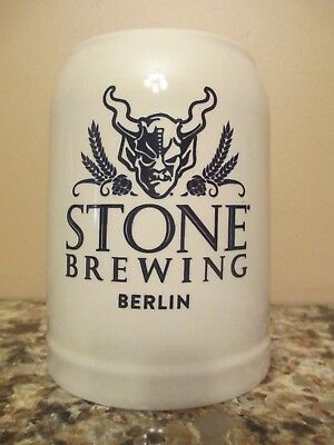Stone Brewing Berlin 0.50l Ceramic Stein / Mug - SQHM