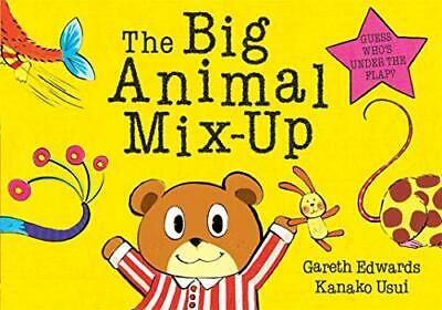 The Big Animal Mix-up by Edwards, Gareth Book The Cheap Fast Free Post