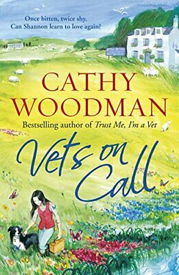 Vets on Call: (Talyton St George) by Woodman, Cathy Book The Cheap Fast Free