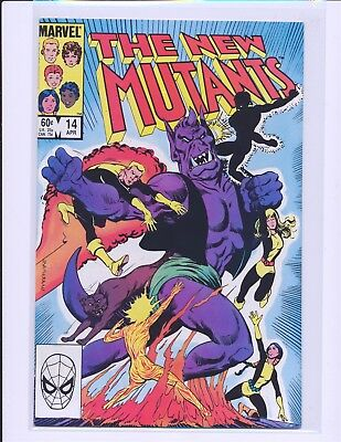 New Mutants # 14 - 1st Magik NM- Cond.