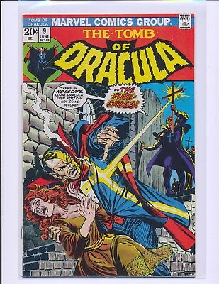 Tomb of Dracula # 9 NM- Cond.