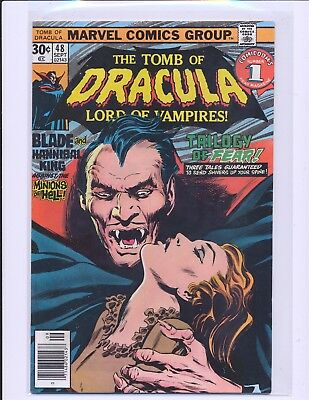 Tomb of Dracula # 48 Fine/VF Cond.