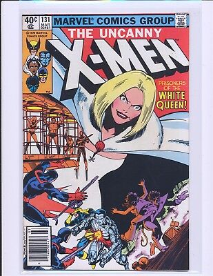 X-Men # 131 - 1st White Queen VF Cond.
