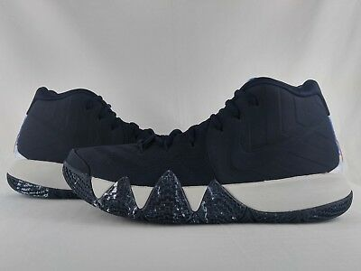 f550abe9bb7a Nike Kyrie 4 N7 Standing Rock Sioux Dark Obsidian Men Size 9.5 AT0320-400 NO