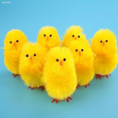 Lovely Mini Chicken Yellow Easter Chick Easter Day Home Party Decoration 577F0C4