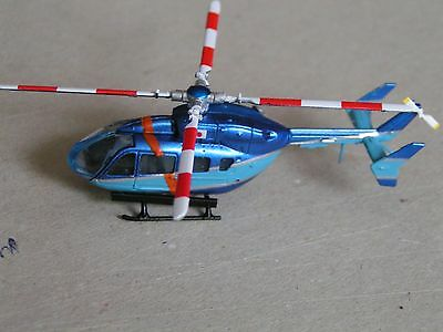 1:144  -   Helicopter BK117-C2 in Blau / Japan  Nr.1